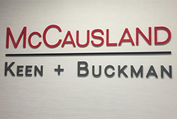Natalie Kostelni, real estate writer for the PBJ, comments on McCausland Keen + Buckman's move