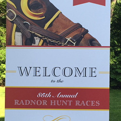 McCausland Keen + Buckman hosts at Radnor Races