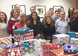 McCausland Keen + Buckman Adopts Local Family for the Holidays