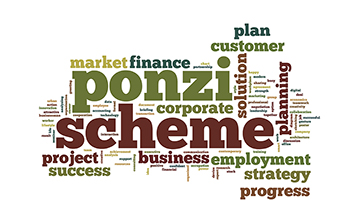 RED FLAGS THAT YOU MAY BE INVESTED IN A PONZI SCHEME